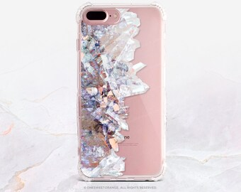 iPhone 8 Case iPhone X Case iPhone 7 Case Crystals Clear GRIP Rubber Case iPhone 7 Plus Clear Case iPhone SE Case Samsung S8 Plus Case U216