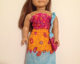 """18"""" doll Vacation Outfit"""