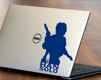 Star Wars Han Solo Decal