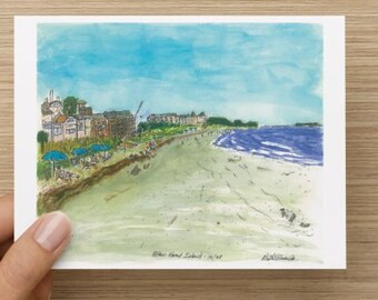 Hilton Head Note Cards