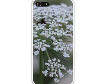 Iphone Case, Fine Art Photography,  Iphone 4/4s, Iphone 5/5s, Iphone SE, iPhone 6, Queen Anns Lace