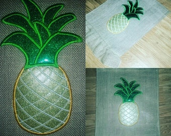 Pineapple garden flag, garden flag, pineapple decor, garden decoration