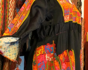 Antique Palestinian Hand Embroidered/Hand Made Dress