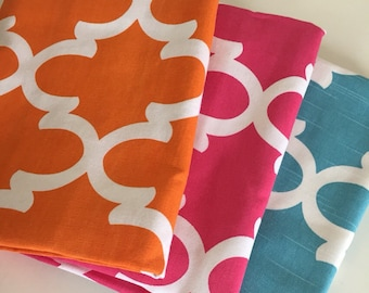 Monogrammed College Laundry Bag in many Fabrics with Strap