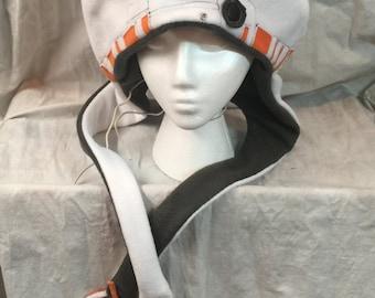 BB-8 Inspired Fleece Hat