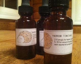 Organic Yarrow Tincture