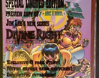 WildC.A.T.s #40b Sealed (1997) Comic Book