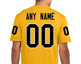 Pittsburgh Penguins Custom Performance T-Shirt