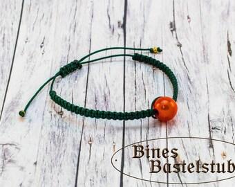 Knotted Bracelet Boho Style | Knotted Bracelet | Friendship Bracelet | Macrame Bracelet | Boho Jewelry | Green Bracelet | Fashion Jewelry