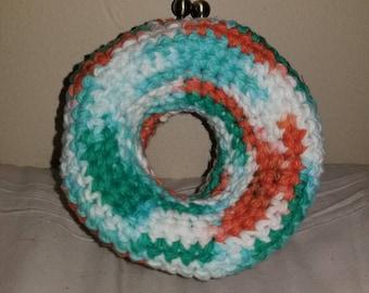 Pdf crochet doughnut coin purse pattern