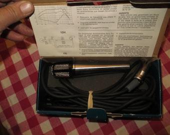 Shure Microphone Prologue 10L Lo-Z 3 Pin Dynamic Mic Vintage w/ free ship