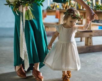 The flower maiden dress