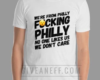 We're from Philly! Unisex t-shirt