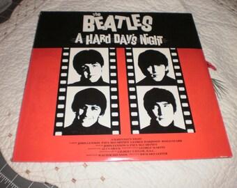 The Beatles A Hard Days Night sealed Laserdisc