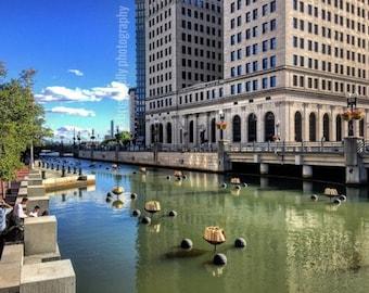 Providence WaterFire Photo Digital Download