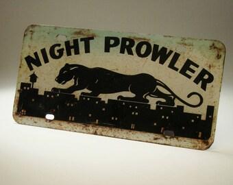 """Car Club Tag"""",Night Prowler"""