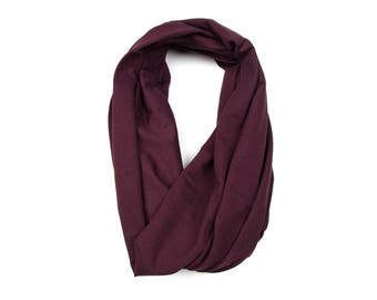 Purple Scarf, Infinity Scarf, Festival, Gift for Women, Gift for Mom, Girlfriend Gift, Gift for Wife, Womens Gift, Mom Gift, Girlfriend