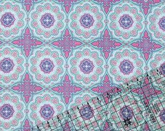 Girl Fabric, Flannel Fabric, By The Yard, Fabric BTY, Cotton Fabric, Quilting Fabric, Girl Flannel, Baby Nursery Fabric
