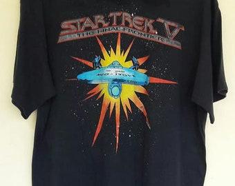 Startrek t-shirt vintage
