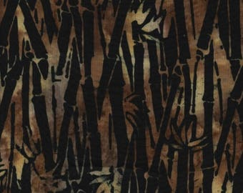 Hoffman Fabrics Bali Batiks 2850 213 Onyx Bamboo By The Yard
