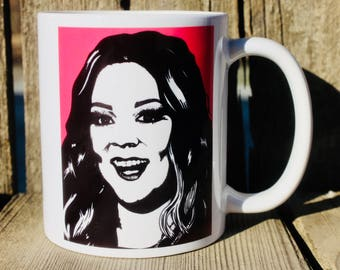 Melissa McCarthy mug