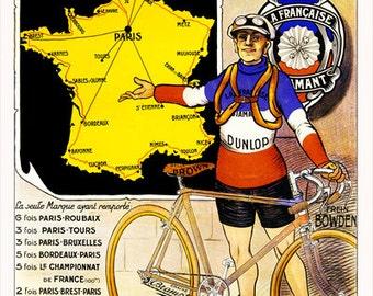 La Francaise Diament Poster (#1251) 6 sizes
