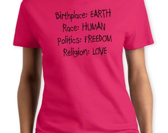 Planet Earth unisexT shirt, superb image on high quality supersoft ringspun cotton, great special present, choice 5 colours.