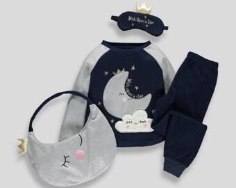 Moon and Star Pyjama set