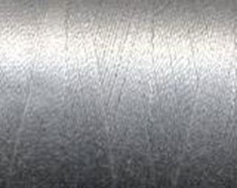 Aurifil Thread  50 wt. cotton Mako thread- Dove Gray 1422 yard spool MK50 2600
