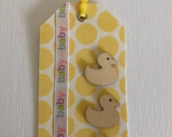 Baby Ducks - Gift Tag