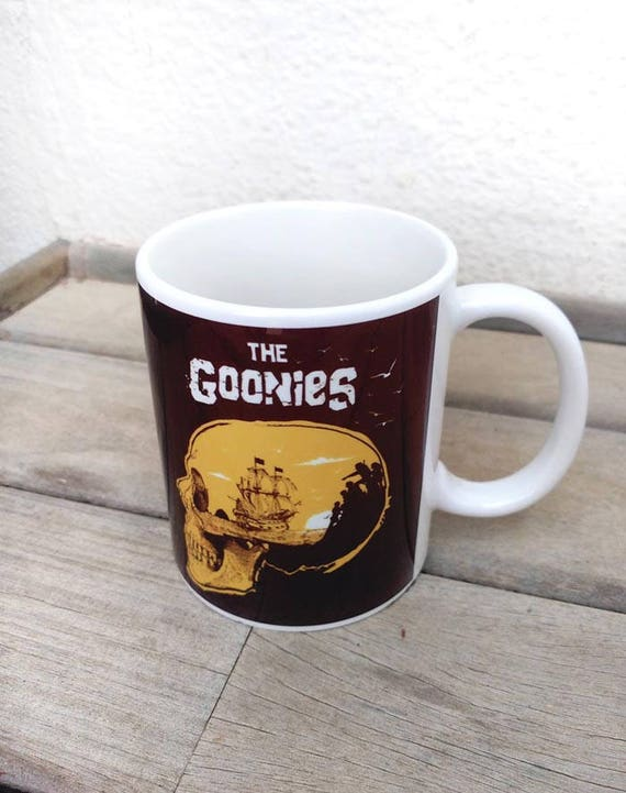 The Goonies Pirate  Boat Skull Mug