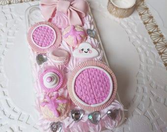 Cute Cookie Overload Custom Phone Case