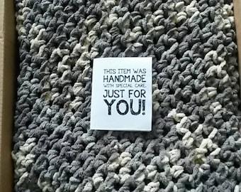 Crocheted Blankets