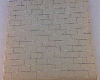Pink Floyd - The Wall LP Double Columbia PC2 36183 w/ Original Inners