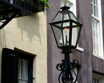 Travel Photography - Romantic Charm - Landscape, Architecture, Southern, Charleston, South Carolina, Fine Art Photography