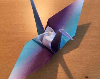 Origami Rose Cranes