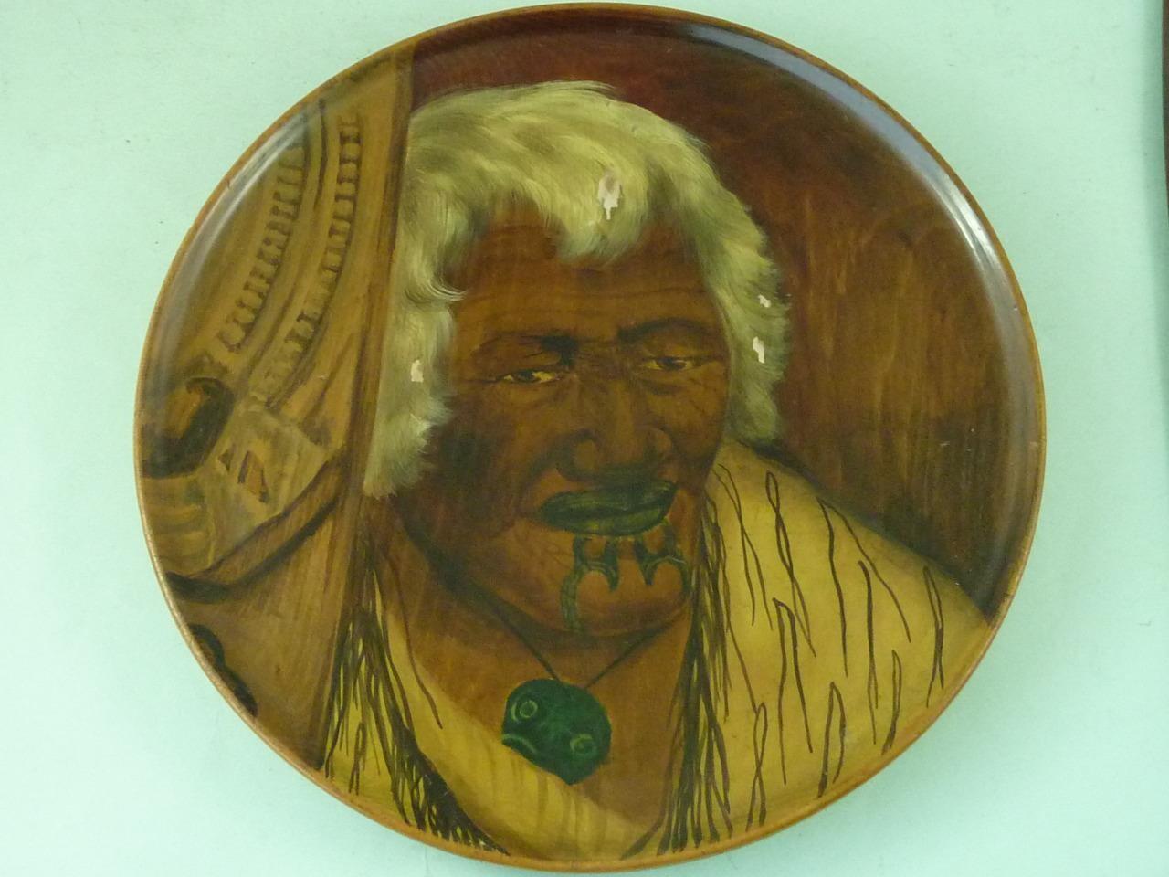 chef maori thomson nouvelle z lande kauri bois tatouage hei. Black Bedroom Furniture Sets. Home Design Ideas