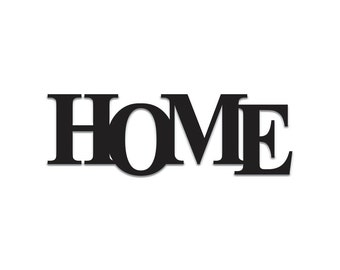 Home | Word Art Cutout | Wall Art | Wall Decor | Home Decor