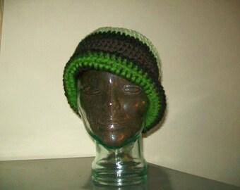 Vegan Sister Soul, Crochet Winter Hat