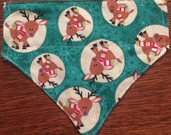 Christmas/thanksgiving bandana