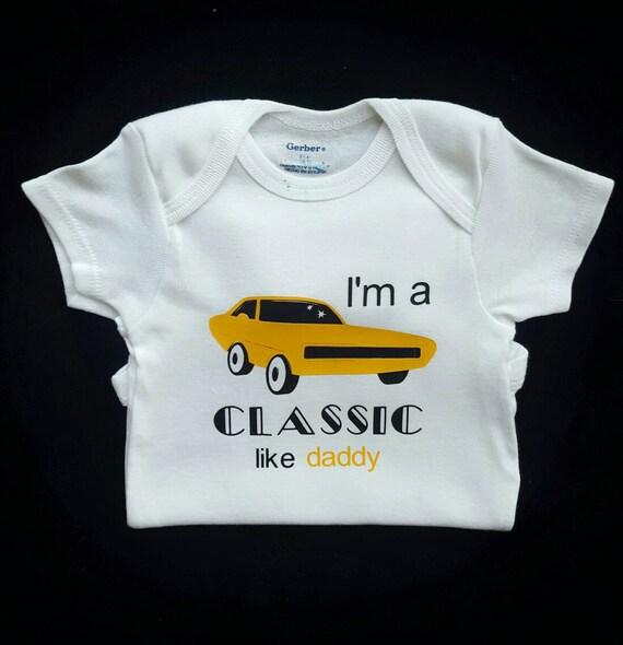 Car Onesie Onesie Baby Boy Clothes Baby Boy Baby Baby Boy