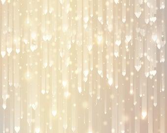 Bokeh Lights Vinyl Photography Backdrop,Wedding photo backdrop,sparkling glitter photobooth baby shower background, photo props XT-5961