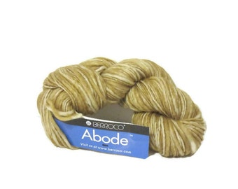 New Berroco Abode 100 Percent Wool Yarn/1 Skein/Golden/ 8830