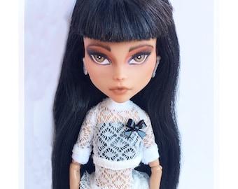 """Ooak Monster High doll """"Chanel inspired"""""""