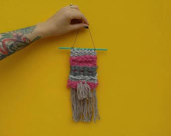 Tiny Weaving