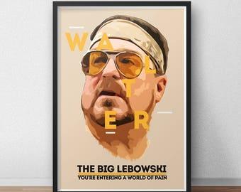 Walter Sobchak - The Big Lebowski