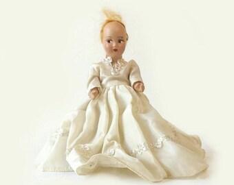 Vintage Princess Ann Composition Doll