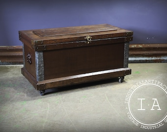 Complete Turn Of The Century Tool Chest