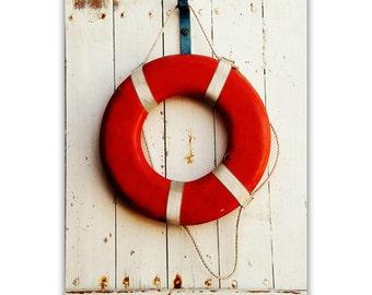 nautical decor // nautical print // nautical art // - Sea Door