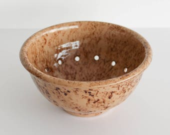 Vintage Ceramic Berry Bowl
